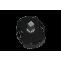 Treuil en plastique noir 1,8 carré de 13