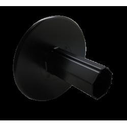 Sangle de 14 mm grise pour volet roulant manuel