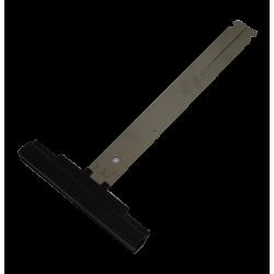 Poulie crab ot diamètre 1250 pour sagle de 14 mm