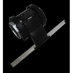 flasque de guidage diamètre 160 mm pour tube ZF 54
