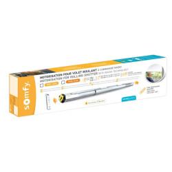 Attache tablier tube ZF, 180 mm pour lame 55-77