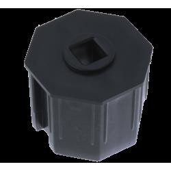 Embout réglable pour tube octo 70, diamètre  12 longueur 200 mm