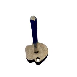 Tube ZF diamètre 64 1500 mm