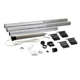 Pack motorisation volet traditionnel filaire 2m50