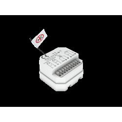 Télécommande AC141-01 noire aok pour volet roulant