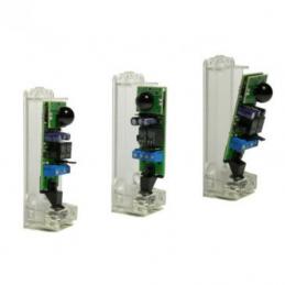Lame PVC 40 mm ajourée L 1500 mm