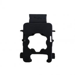 Lame PVC 37 mm ajourée L 1500 mm