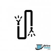Moteur de volet roulant filaire AOK FRANCE - Brico-Volet