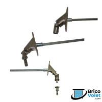 Sortie de caisson 90° pour volet roulant - Brico-Volet